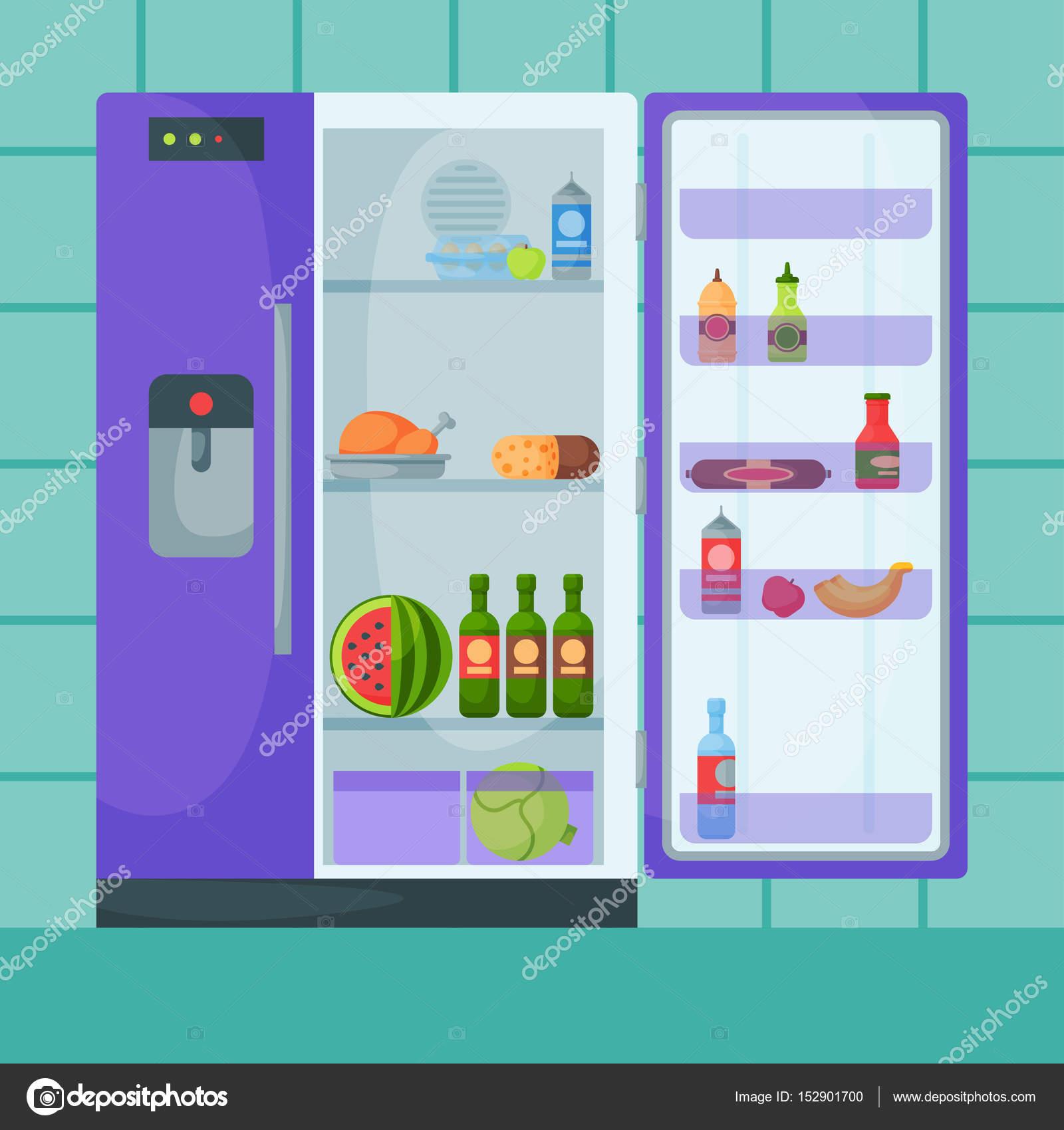 Refrigerador Alimentos Org Nicos Cozinha Utens Lio Dom Stico