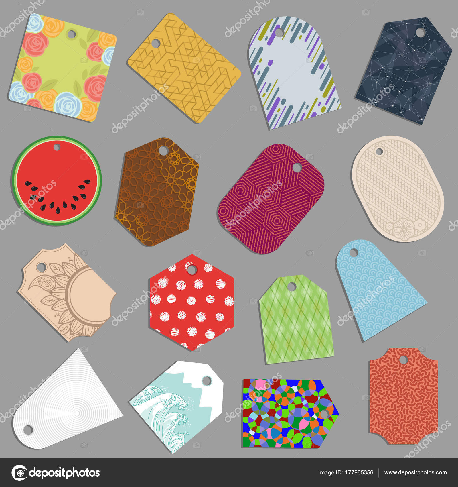 Tag vector sale price icon and tagging gift label tagged