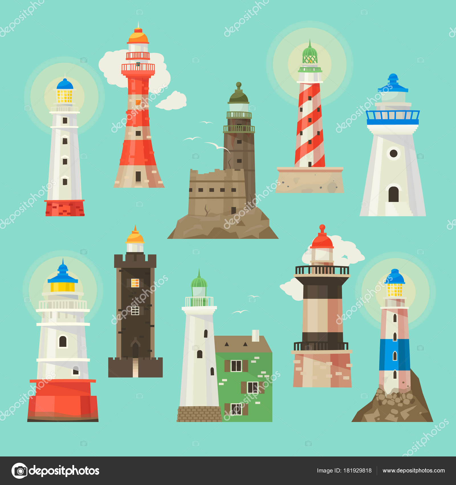 How to set the lighthouses 20