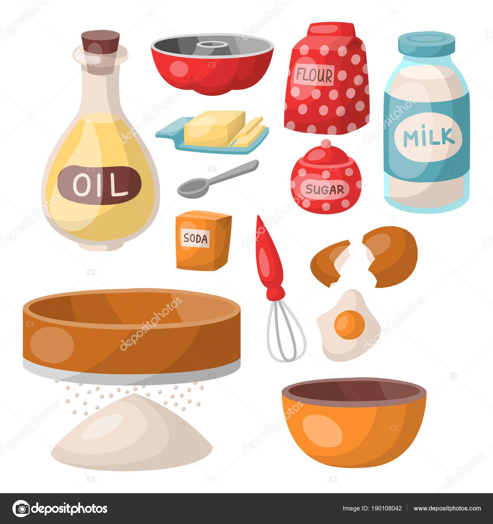 Cottura pasticceria preparare gli utensili da cucina di for Gli utensili di cucina