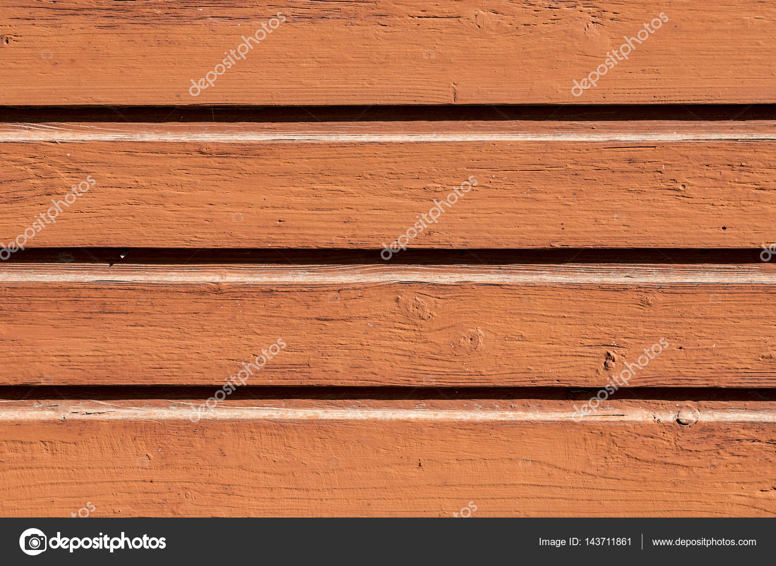 alte rote wand aus holzbohlen — stockfoto © hackman #143711861