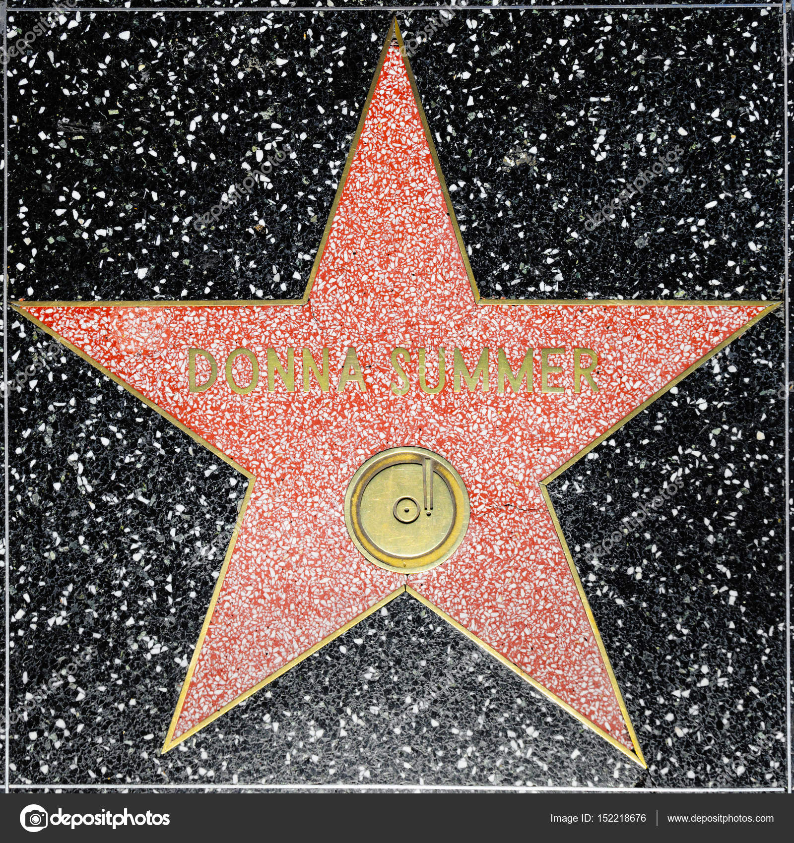 Pmages: donna summers | Donna Summers star on Hollywood Walk