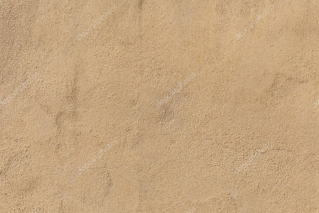 brown plaster wall background