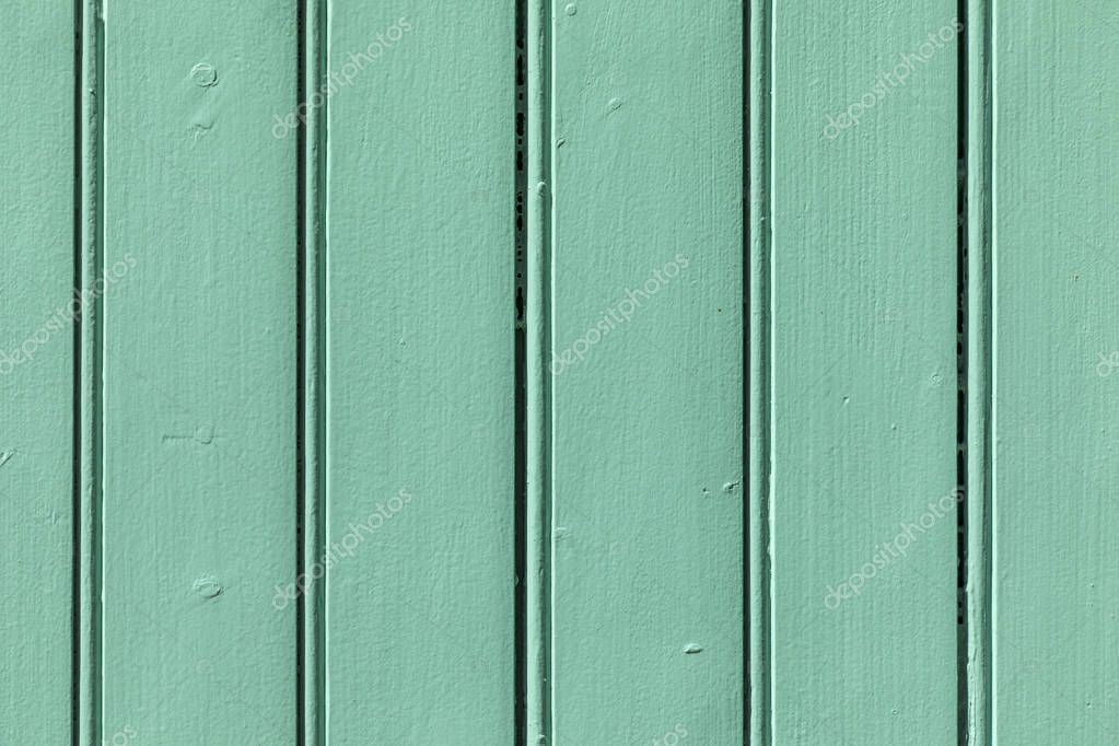 green wooden wall background