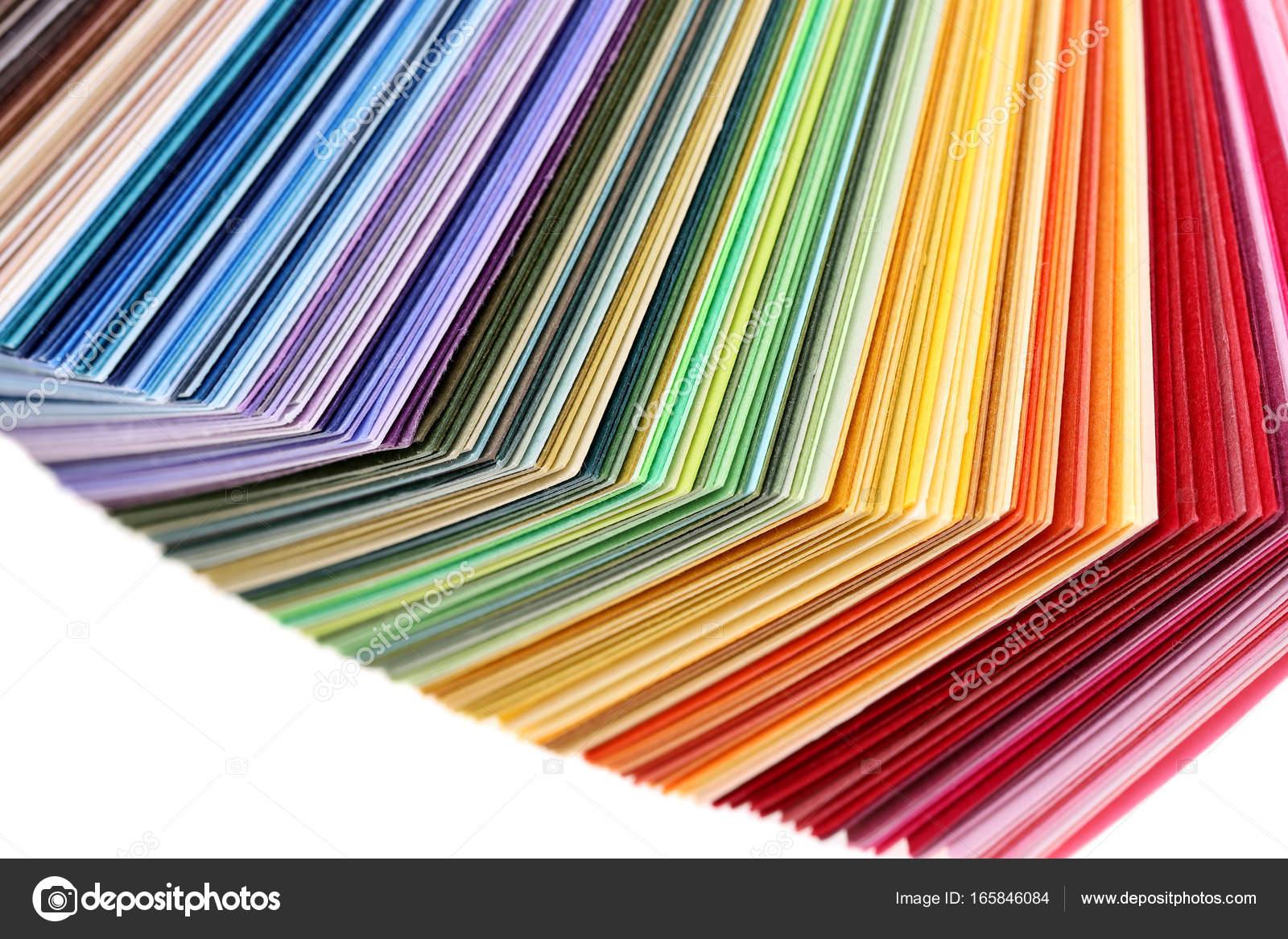 Libro de muestras de color — Foto de stock © akiyoko74 #165846084