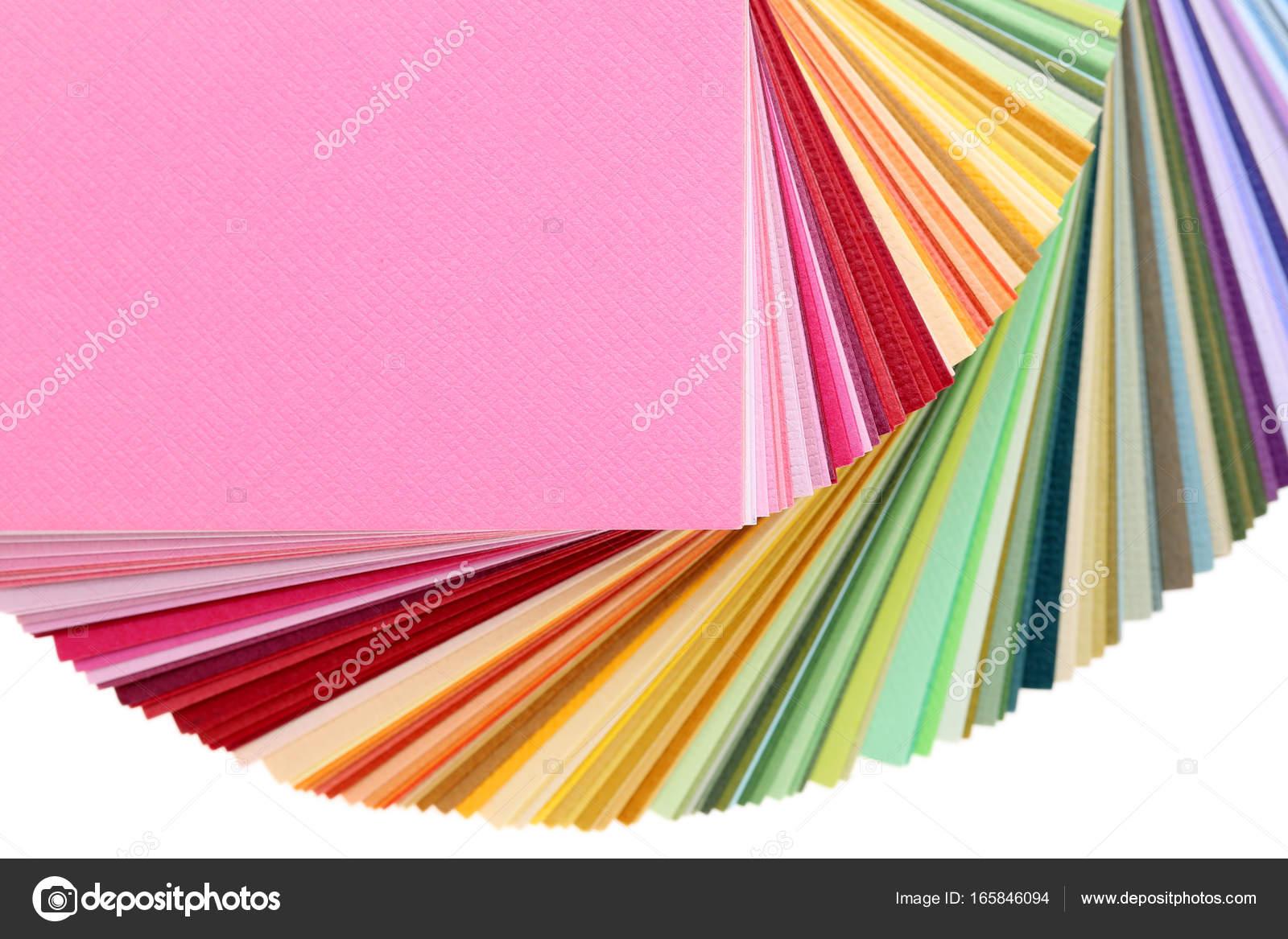 Libro de muestras de color — Foto de stock © akiyoko74 #165846094