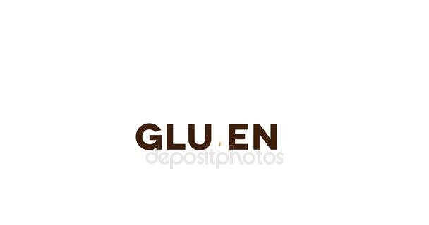 Messaggio senza glutine