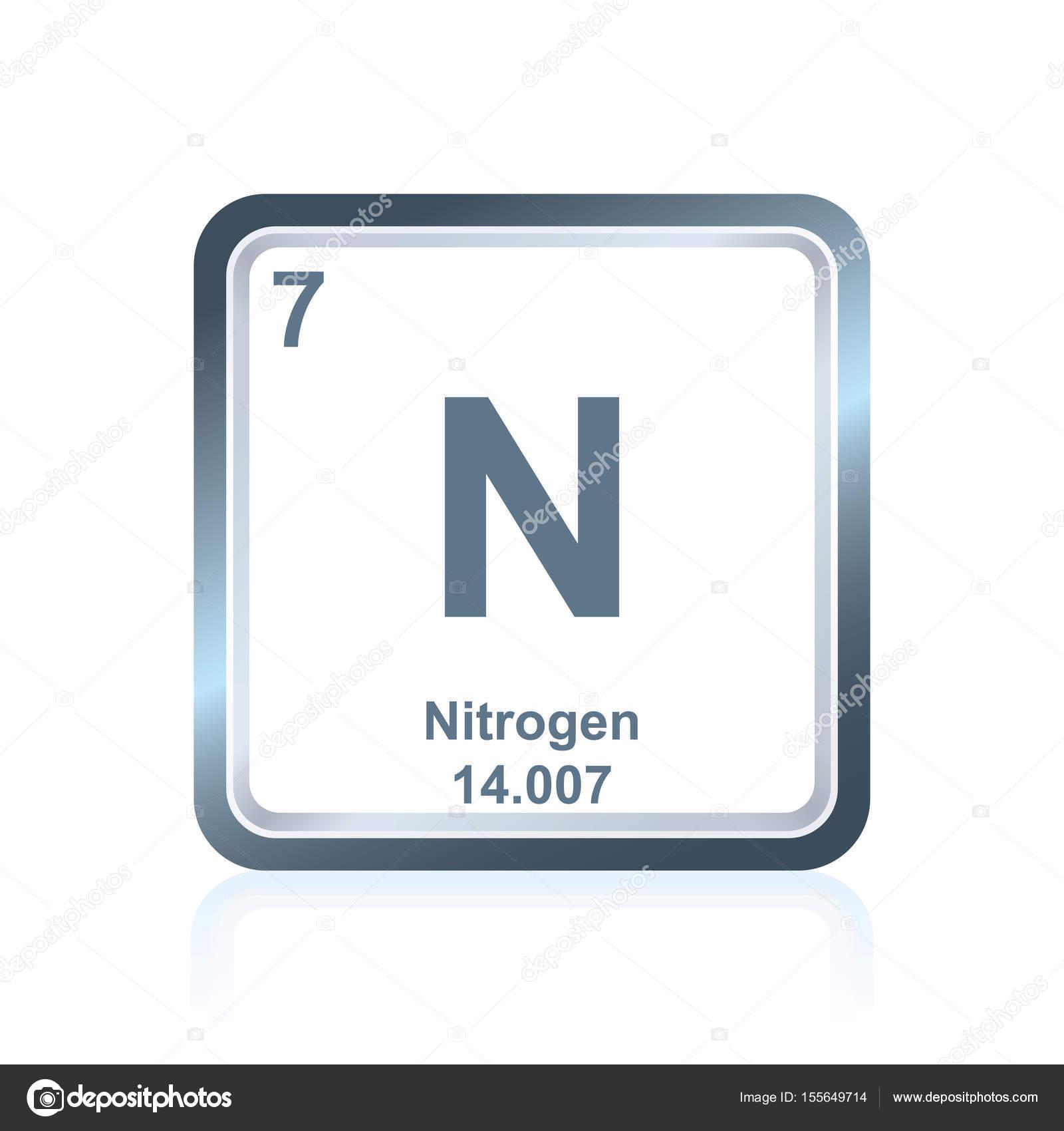 Nitrgeno elemento qumico de la tabla peridica archivo imgenes nitrgeno elemento qumico de la tabla peridica archivo imgenes vectoriales urtaz Choice Image