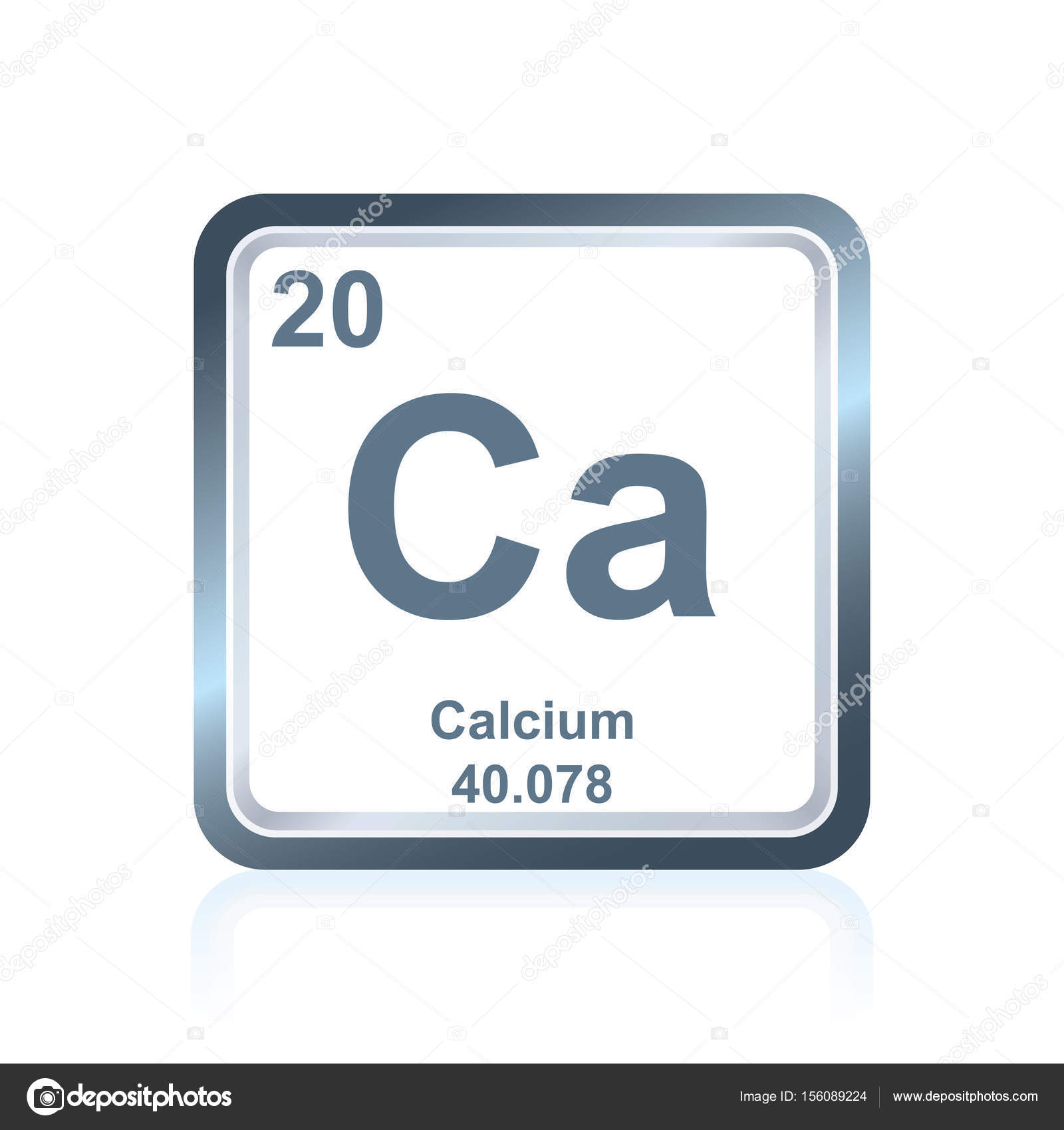 Calcium element symbol gallery symbol and sign ideas chemical element calcium from the periodic table stock vector symbol of chemical element calcium as seen biocorpaavc