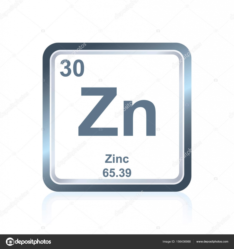 Chemical element zinc from the periodic table stock vector chemical element zinc from the periodic table stock vector 156436988 gamestrikefo Gallery