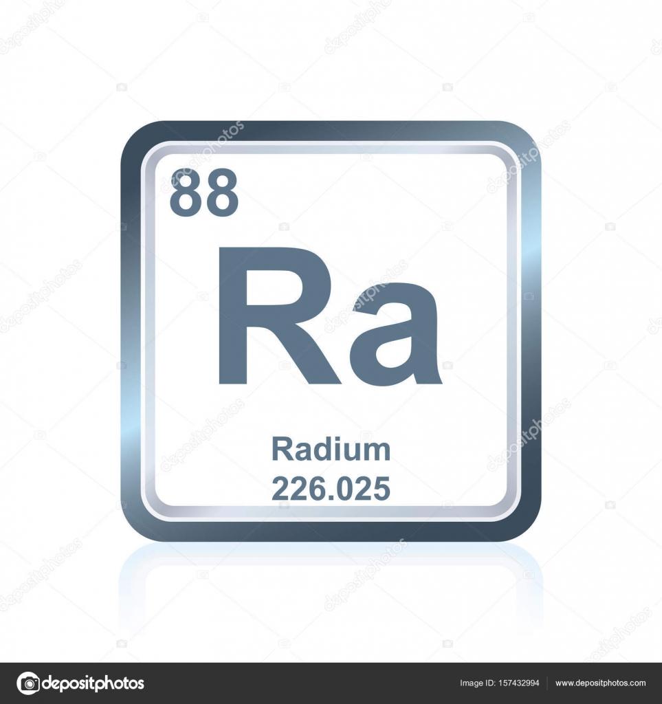 Radio elemento qumico de la tabla peridica vector de stock radio elemento qumico de la tabla peridica vector de stock urtaz Images