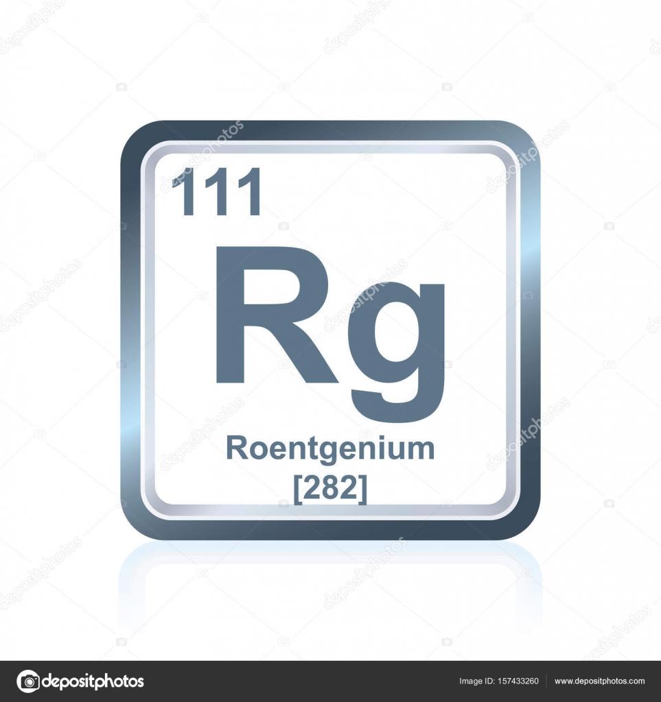 Roentgenio elemento qumico de la tabla peridica archivo imgenes smbolo del elemento qumico ununumio como se ve en la tabla peridica de los elementos incluyendo el nmero atmico y peso atmico vector de noedelhap urtaz Choice Image