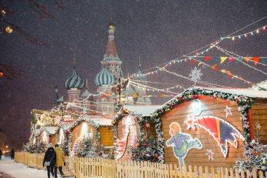 Russian winter market