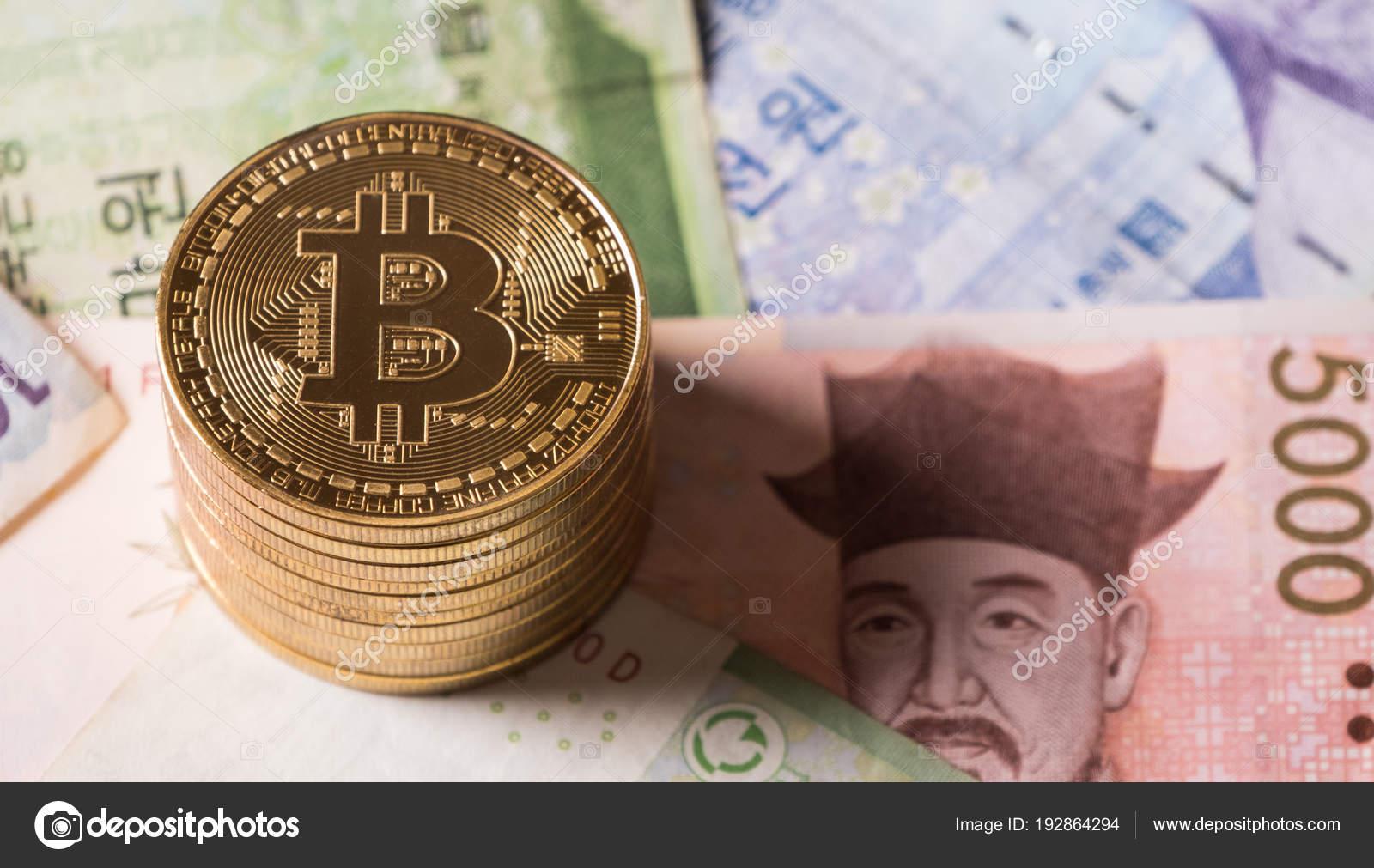 Bitcoin korean won