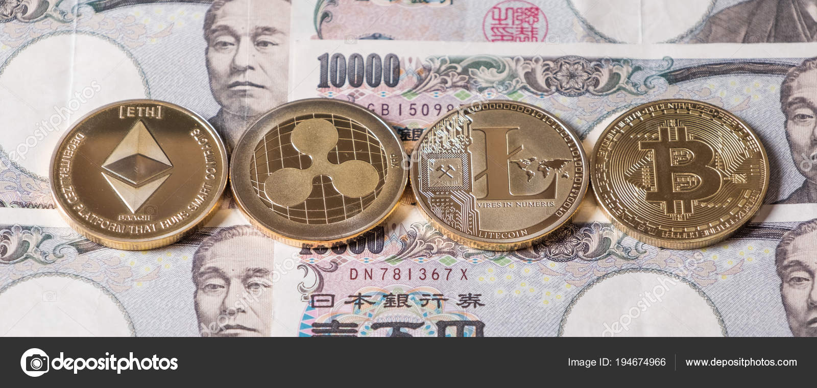popular cryptocurrency in japan