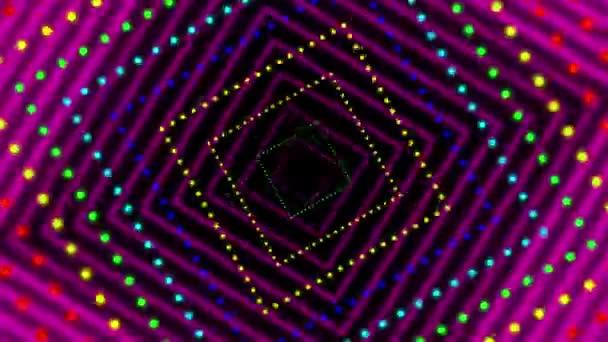 Neon VJ Loop Background  Full HD
