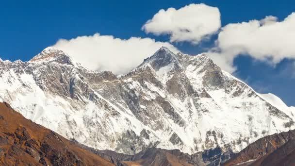 Hora. Everest, 8845m, nejvyšší hora