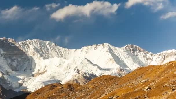 hory Čo Oju, Himálaj, Nepál.