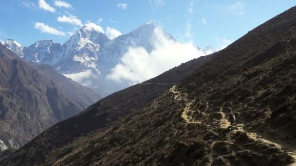 Hora v Nepálu Himalaya
