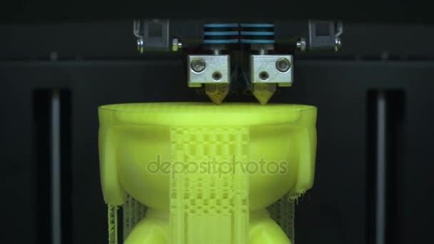 A folyamat egy 3d nyomtatás