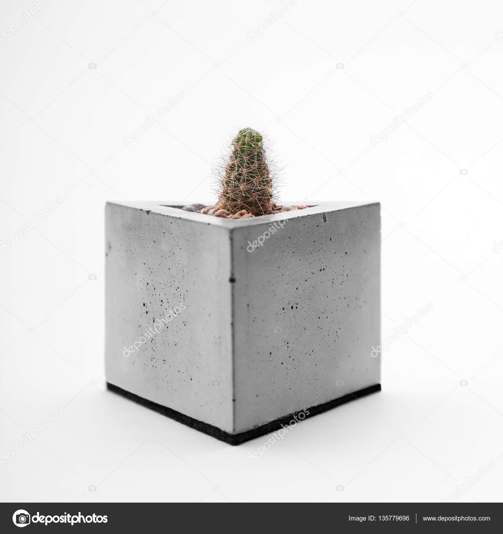 by concrete objects brand cement sac decorative ceramics accessories planter shop seletti