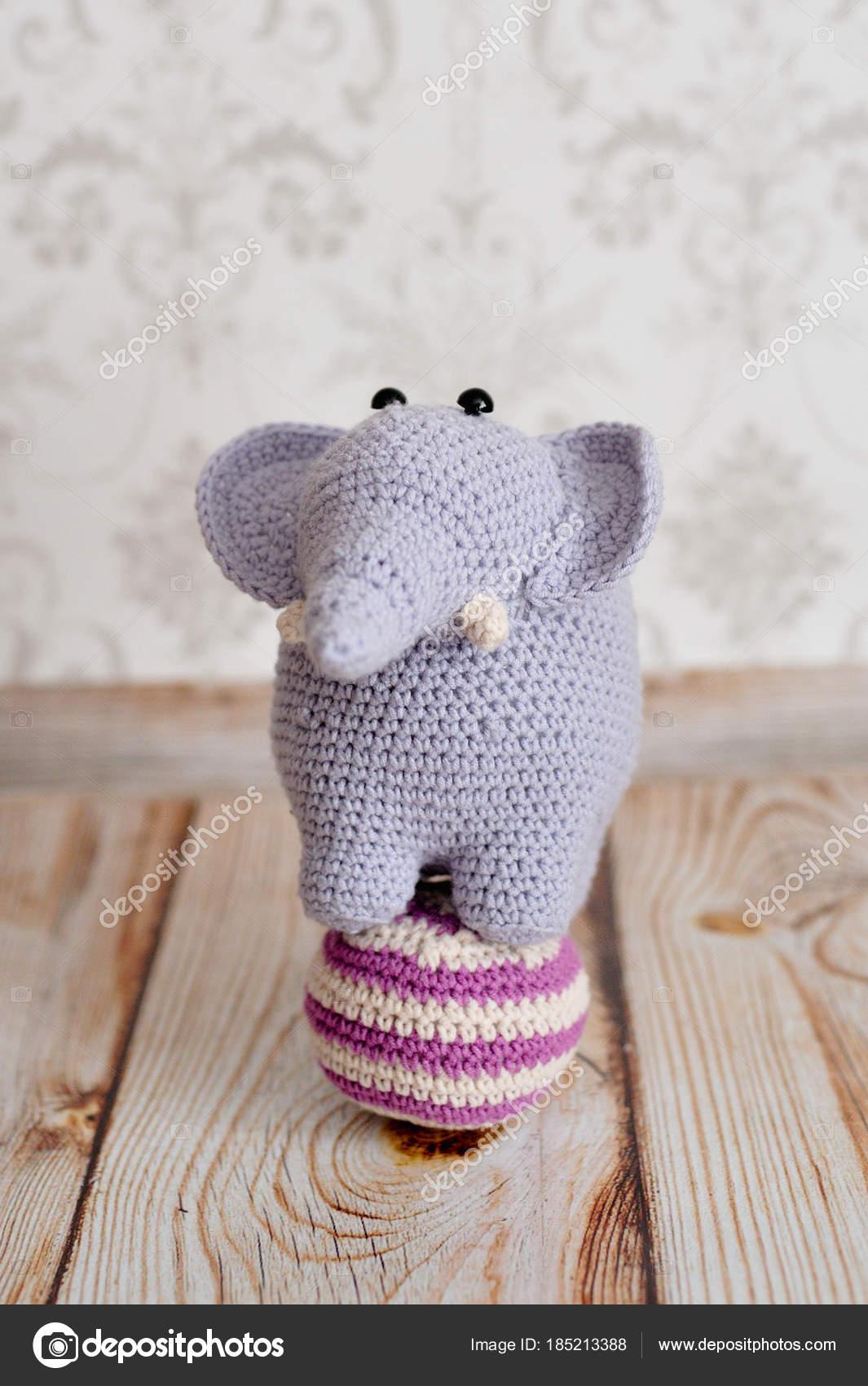 Esther the Elephant   Recipe   Crochet elephant pattern, Crochet ...   1700x1065