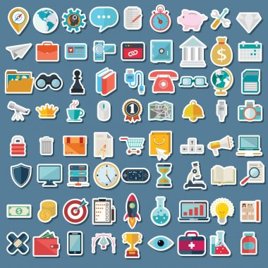 design icons for Business