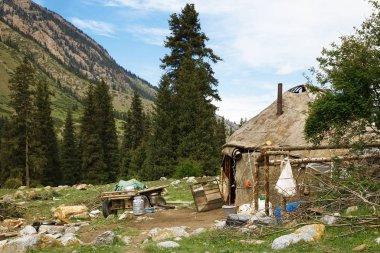 real shepherd yurt