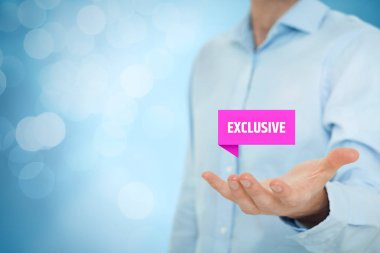 Exclusive offer business model