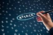 concetto di cyber attacco