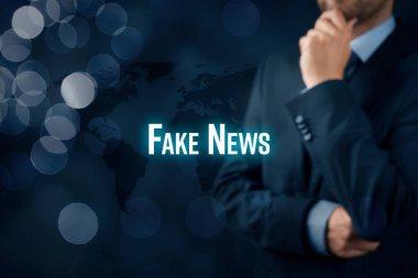 Fake news threat