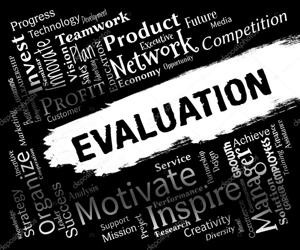 Evaluation Words Represents Appraisal Estimation And Evaluating ...