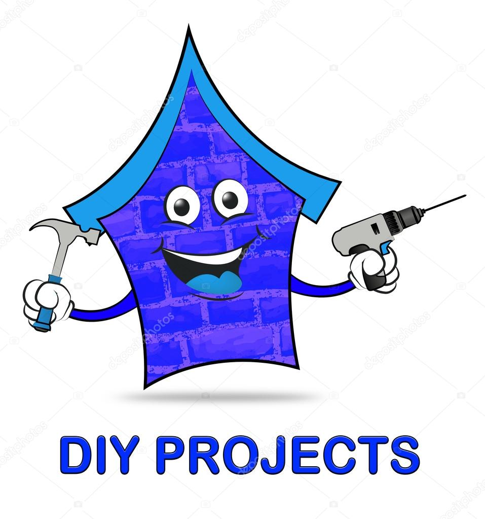Diy projects shows do it yourself home improvement stock photo diy projects showing do it yourself home improvement photo by stuartmiles solutioingenieria Choice Image