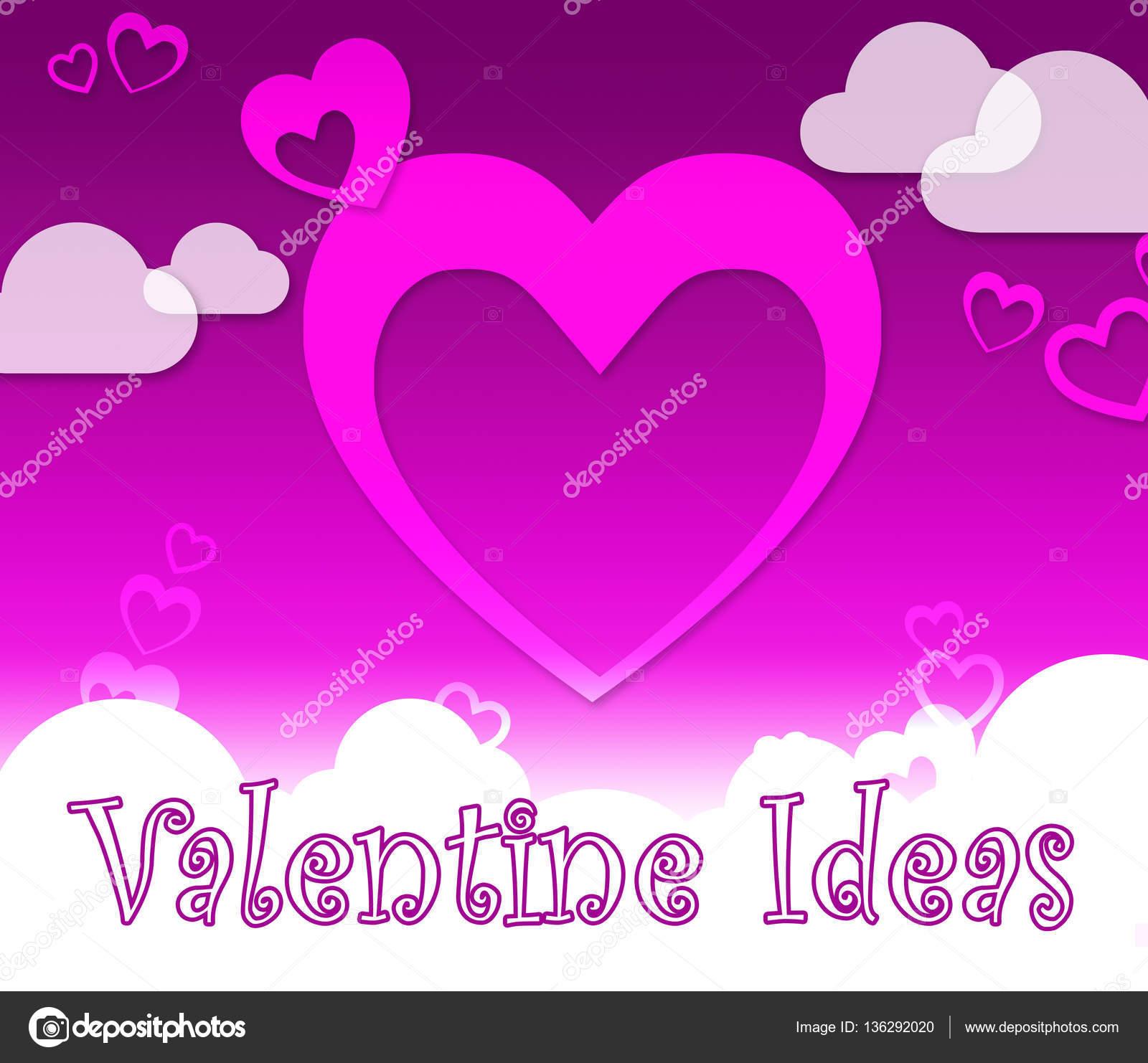 valentine datování nápady rozdíl mezi dohazování a randění