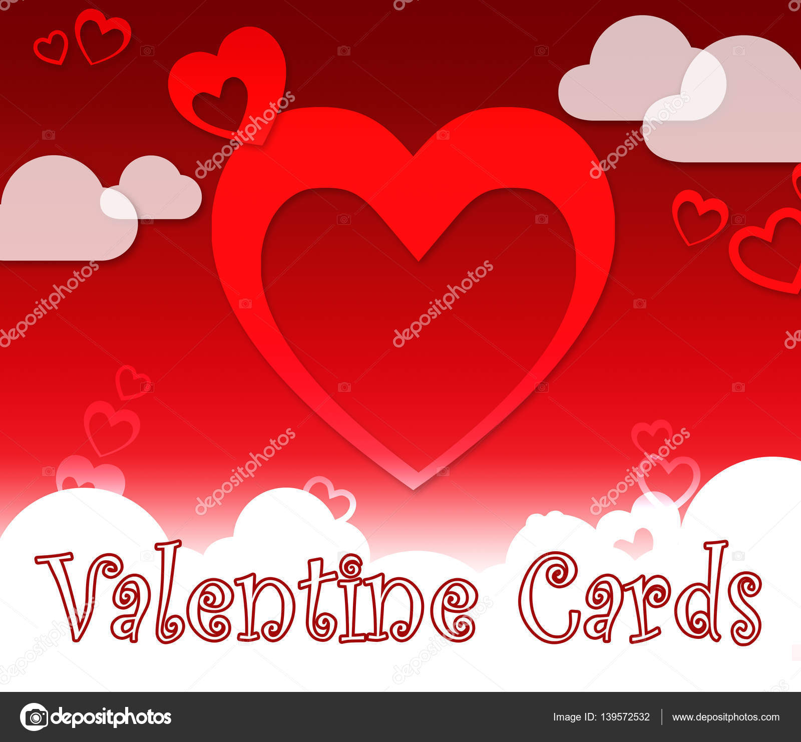 Valentine cards shows romantic greetings and adoration stock photo valentine cards shows romantic greetings and adoration stock photo m4hsunfo