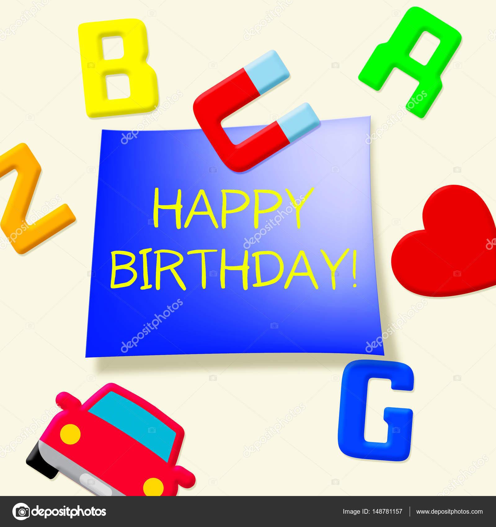 grattis på födelsedagen meddelande Grattis på födelsedagen meddelande indikerar Grattis 3d  grattis på födelsedagen meddelande