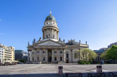 French Cathedral at the Gendarmenmarkt, Berlin, Germany