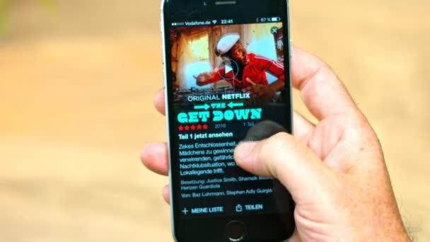Netflix App Apple iPhone 6