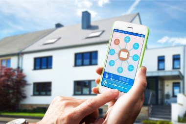 smart home home automation system