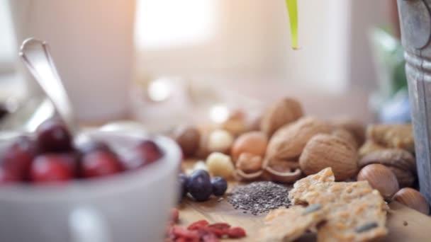 Superfood, healthy superfoods
