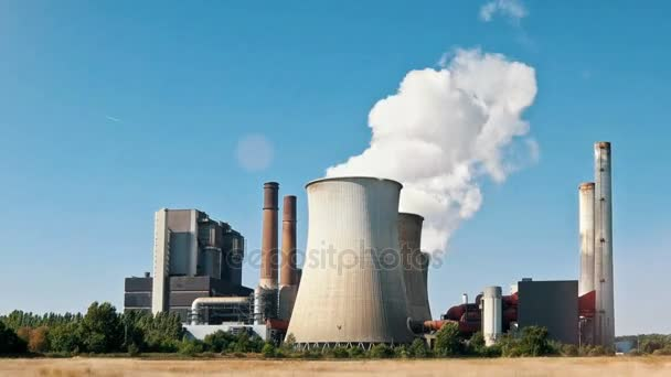 Energy production building