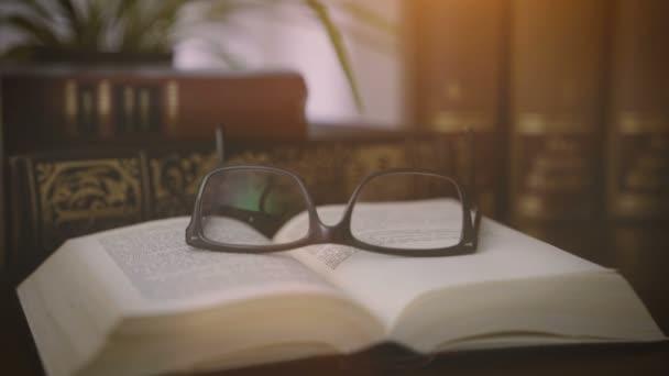 Régi könyvek a desktop - stílusú film