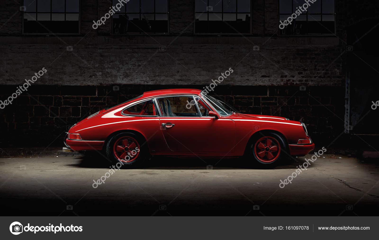Vintage Porsche 911 Car Stock Editorial Photo C Aa W 161097078