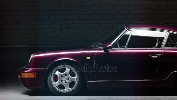 Ročník Porsche 911 auto