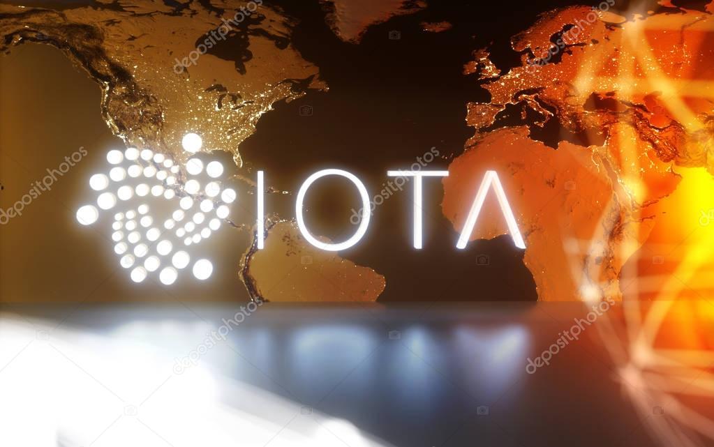 iota #hashtag