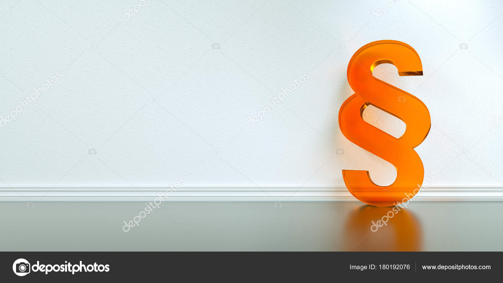 Symbol Law Justice Paragraph Section Sign Floor Apartment Stock
