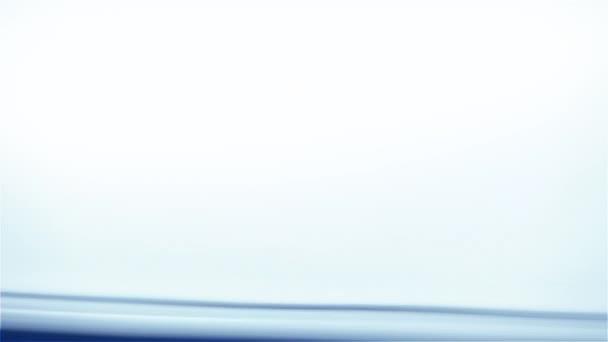 Víz felszínén mozgó hullámok a lassú mozgás, absztrakt háttér