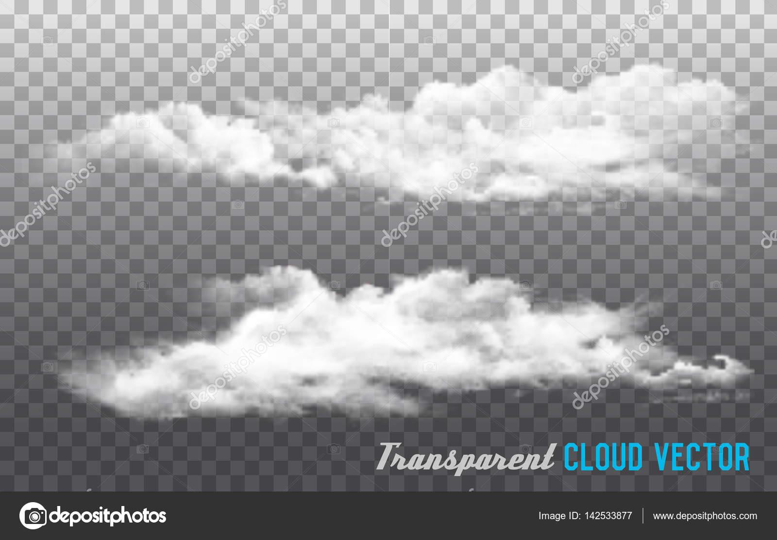 картинка облако на прозрачном фоне