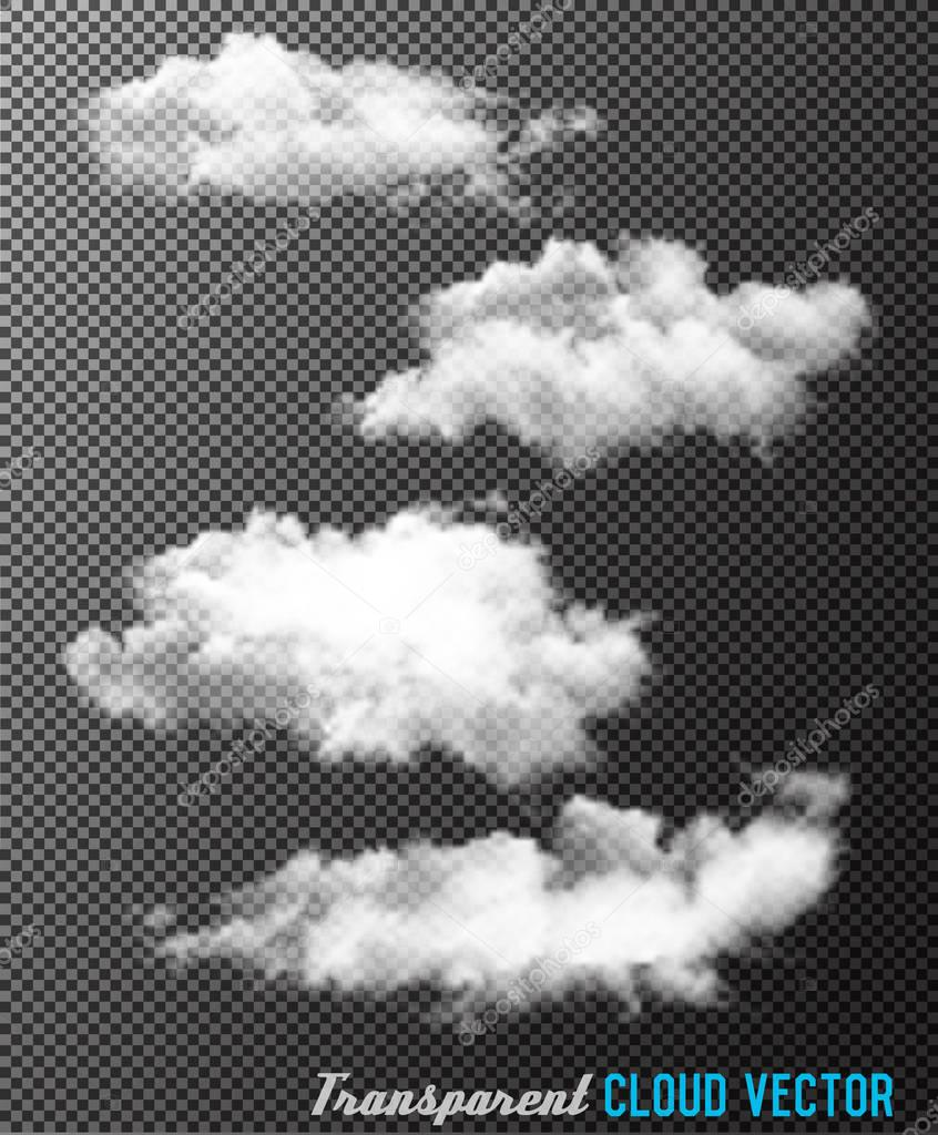 Transparent set of cloud vectors
