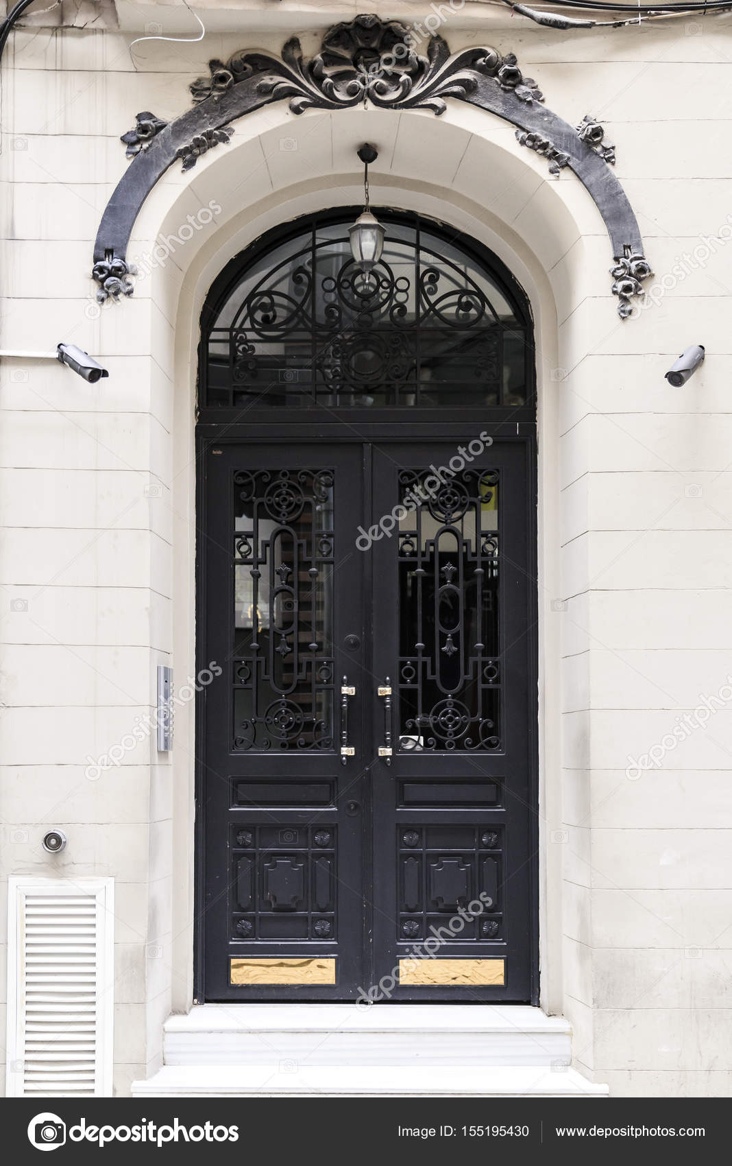 Architectural detail old ornate door of and aged building in Istanbul u2014 Photo by EnginKorkmaz & Architectural detail old ornate door u2014 Stock Photo © EnginKorkmaz ...